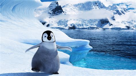Baby Mumble in Happy Feet 2 Wallpapers   HD Wallpapers
