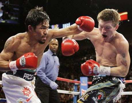 Manny Pacquiao professional boxer athlete wallpapers